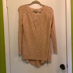NEW WITH TAGS LF pink sweater